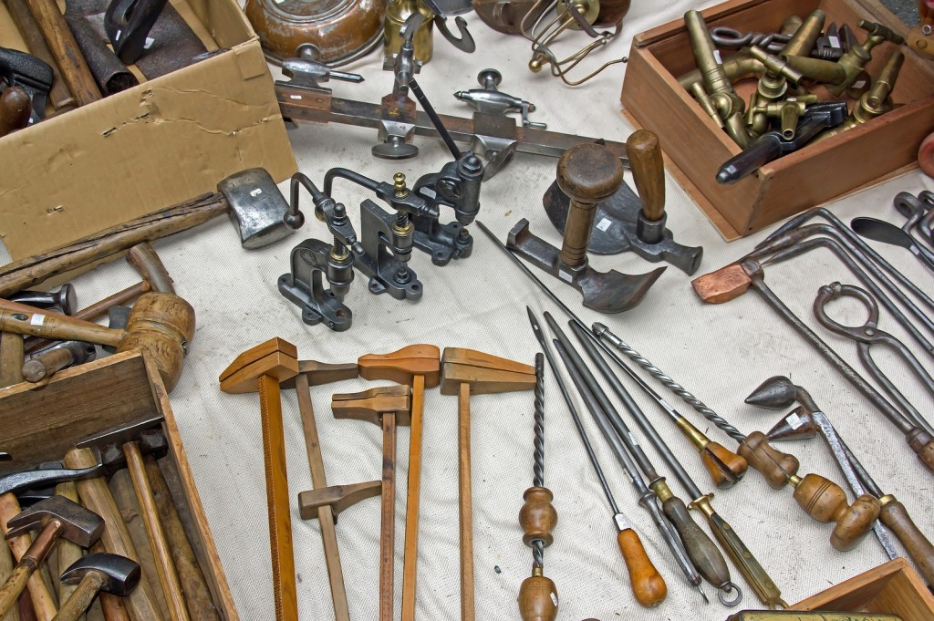 sale of old tools